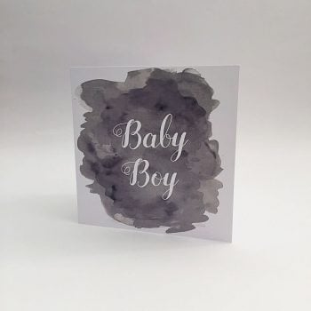 baby shower messages baby boy card