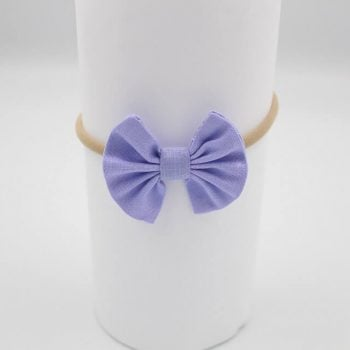 Baby Headband in Purple
