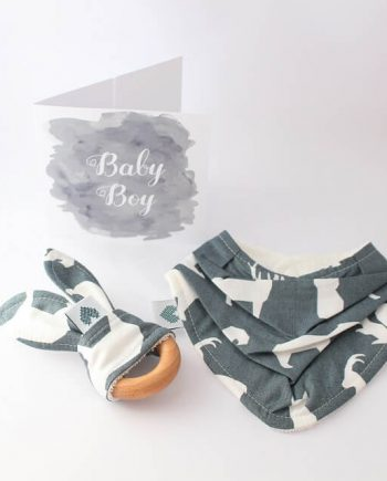 newborn baby gift ideas in animals print