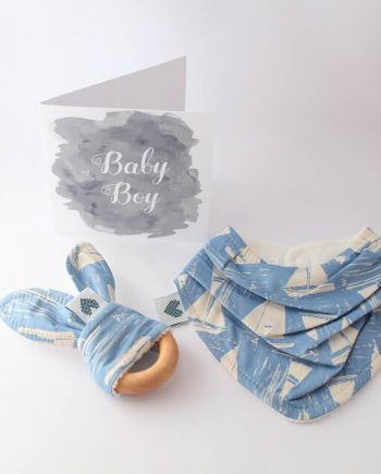 Baby Shower Gift Mini Boats