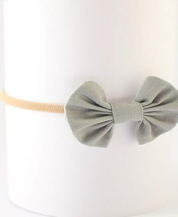 Baby Headbands Grey