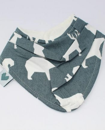 Baby bandana bibs in Australia with Animals print