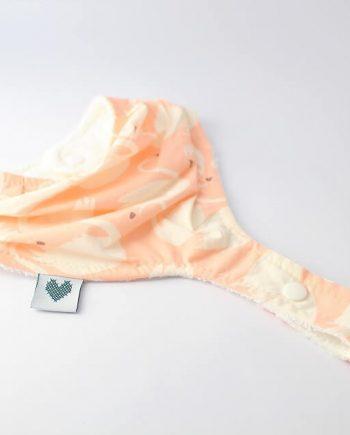 Dummy chain in Australia on swans fabric