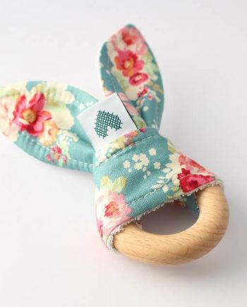 Bunny-Baby-Teething-Ring-Cabbage-Rose