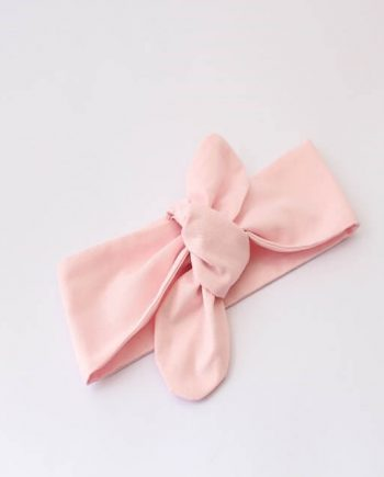 Top Knot Pink