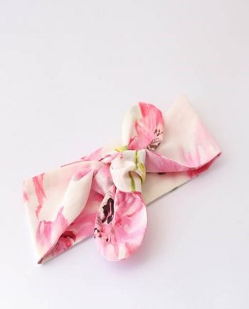 Top Knot Pink Blossom Tallulah
