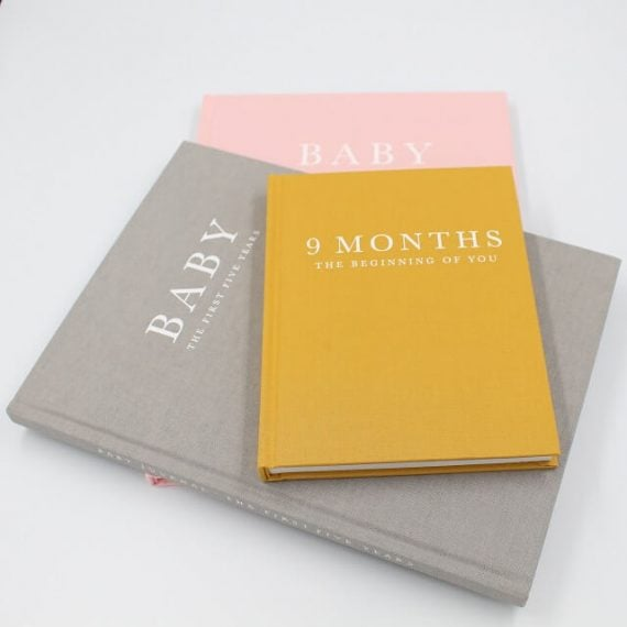Pregnancy Journal and Baby Record Book