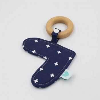 best teething toys for babies in crosses print