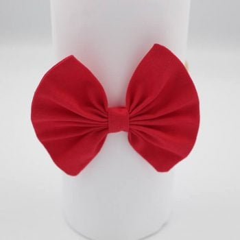 Red Headband for girls