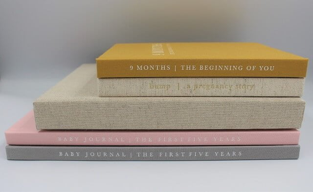 Journals and Baby Books