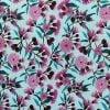 floral gumnuts print