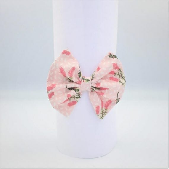 girls headband botanical