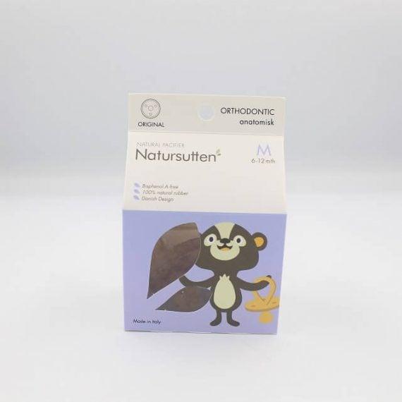 Natursutten orthodontic medium packaging