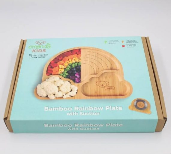 Baby suction plate packaging