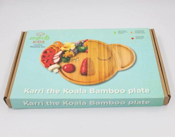 Kids koala plate