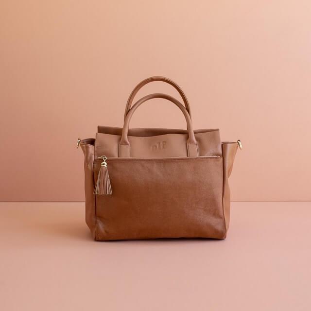 alf the label nappy bag