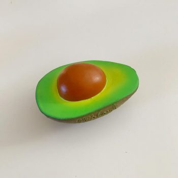 Arnold the Avocado Bath Toy by Oli and Carol