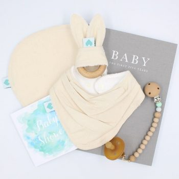 designer baby gifts oatmeal colour