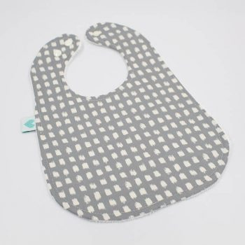 large baby bib shadow