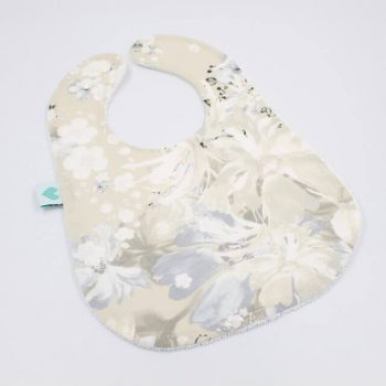 long bib snowy bloom
