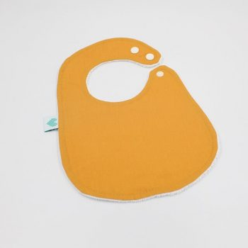 small bibs mustard colour